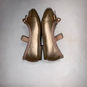Other - Bronze Girls shoes